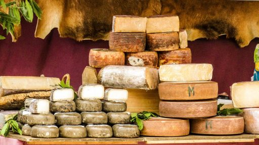 queso pasteurizado